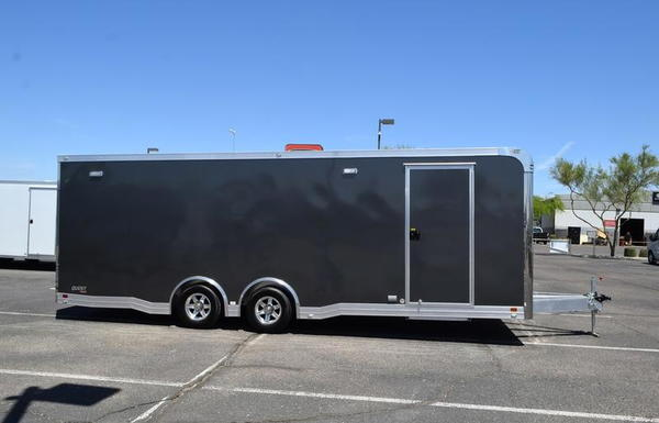 2018 ATC Trailers Quest CH305 8.5 x 24 Tandem 5200 Torsion A