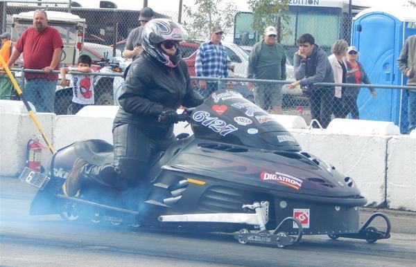 Asphalt Drag Snowmobiles  for Sale $6,000