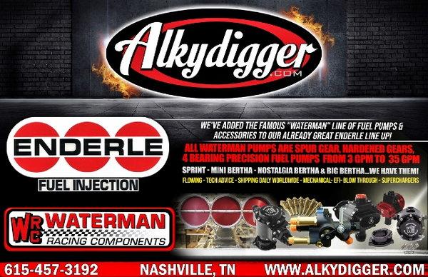 """Billet """"K"""" Style Barrel Valve for Enderle Injectio  for Sale $555"""