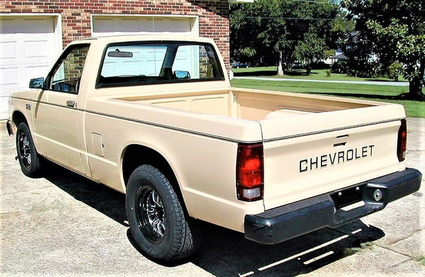 1983 Chevy S-10  for Sale $5,000