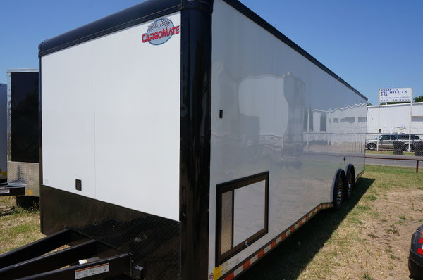 28' NOS Package Race Trailer ST# 33554