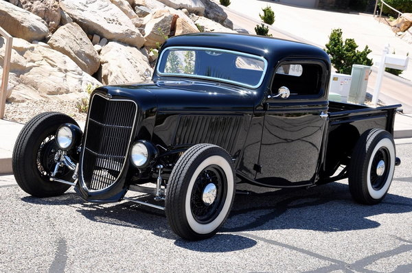 1936 Ford 1/2 Ton Pickup  for Sale $28,000