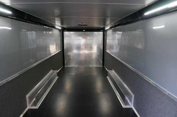 28' NOS Package Race Trailer ST# 33553