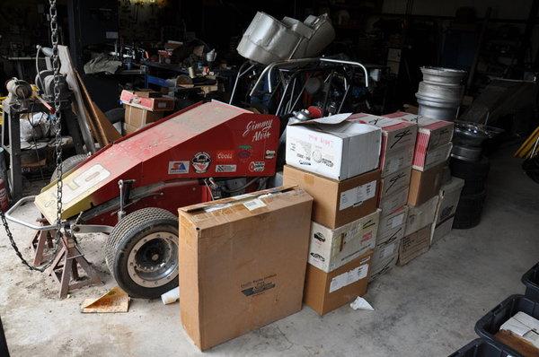 c. 1980 & c. 1970 Midget Race Cars  for Sale $18,000