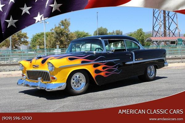 Chevrolet Bel Air >> 1955 Chevrolet Bel Air For Sale In La Verne Ca Price 79 900