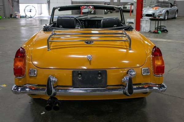 1973 MG B  for Sale $12,900