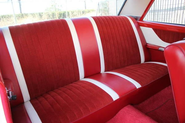1962 Ford Galaxie 500  for Sale $35,900