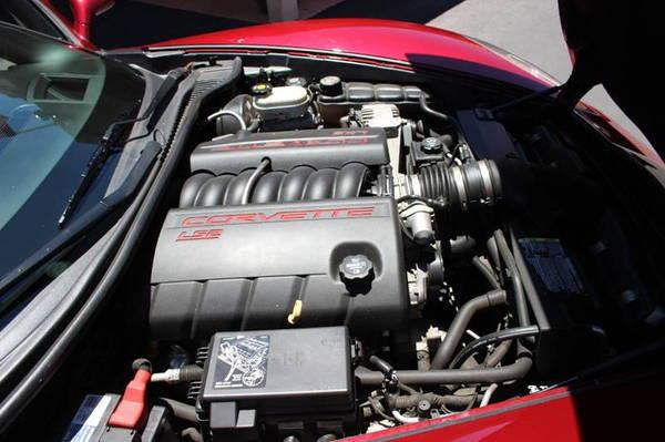 2007 Chevrolet Corvette Base 2dr Coupe  for Sale $27,900