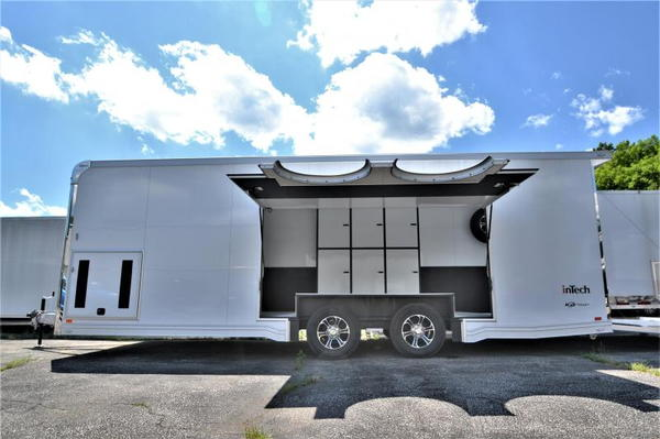 2019 inTech 24 Intech Icon w/ Full Access escape door - Blac  for Sale $31,729