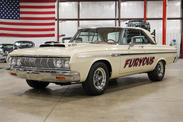 1964 Plymouth Fury  for Sale $52,900