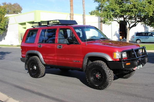 1995 Isuzu Trooper S 4dr 4WD SUV  for Sale $11,900