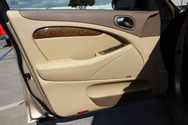 2005 Jaguar S-Type 3.0 4dr Sedan  for Sale $11,900