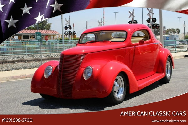 1937 Ford Coupe  for Sale $44,900