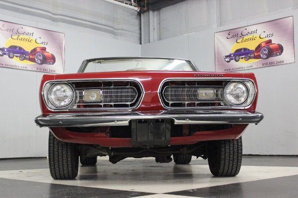 1968 Plymouth Barracuda  for Sale $28,000