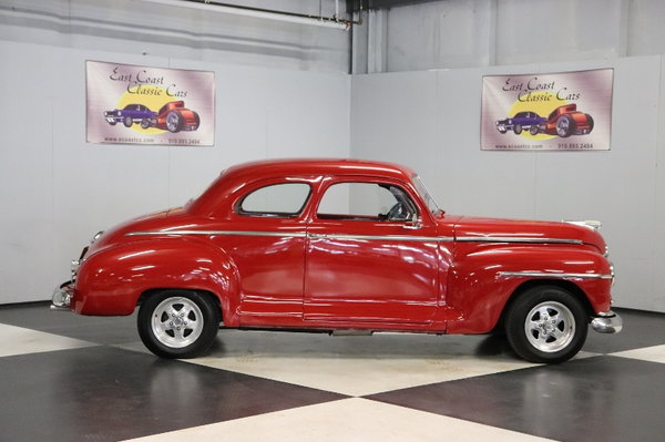 1947 Plymouth Coupe  for Sale $18,500