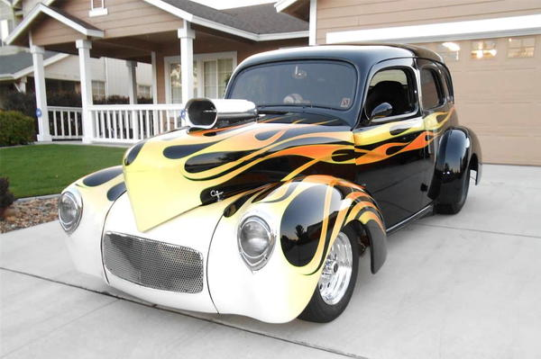 1941 Willys Deluxe  for Sale $65,000