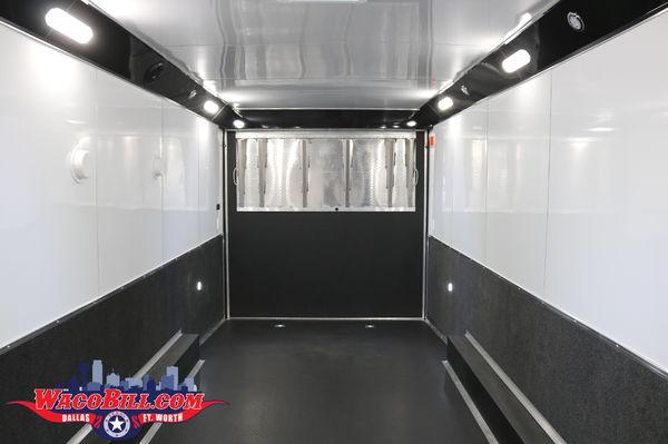 36' Gooseneck by Wells Cargo MotorTrac Racing