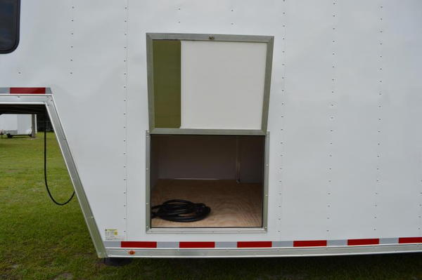 48ft Build your own Living Quarters