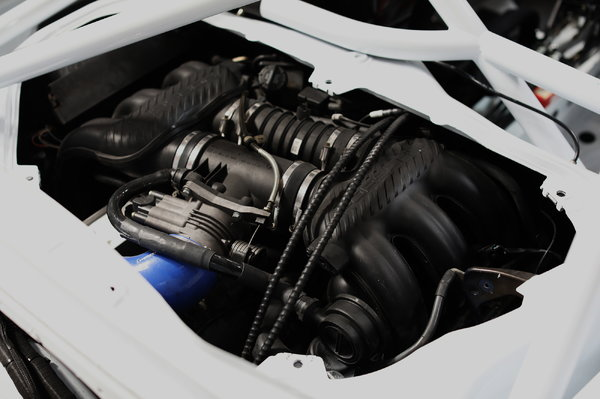 Porsche GT4 Boxster - New Engine and Transmission  for Sale $55,000