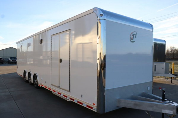 2019 inTech 34' All Aluminum Tag Trailer  for Sale $38,469