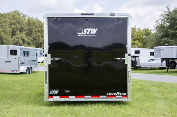 2019 STW Enclosed Toy Hauler With 14' LQ