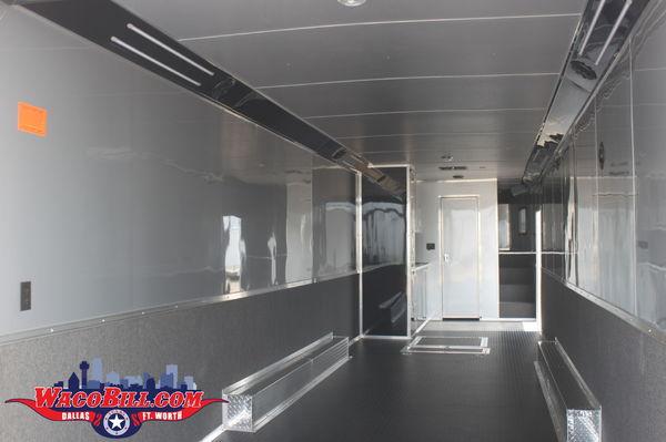 44' Auto Master Gooseneck Bathroom/ Shower Trailer Wacobill.