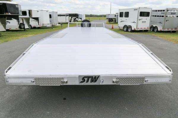 2019 STW Open Car Hauler 8' X 24'