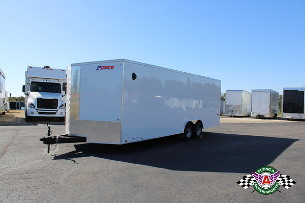2021 Pace American 24' Journey SE #D64149 -- ON ORDER!!