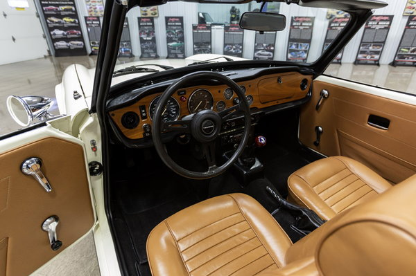 1974 Triumph TR6  for Sale $34,900