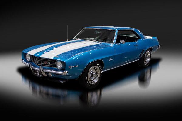 1969 Chevrolet Camaro  for Sale $69,900