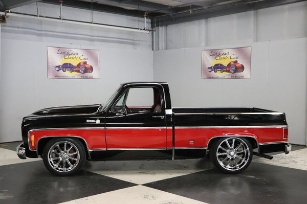 1978 Chevrolet C10  for Sale $34,000