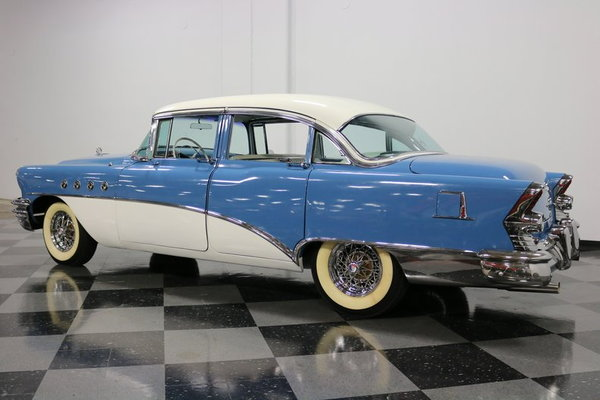 1955 Buick Roadmaster  for Sale $18,995