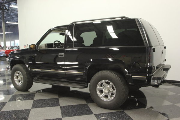 1998 Chevrolet Tahoe LT 4X4  for Sale $13,995