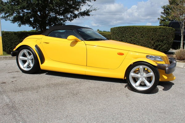 1999 Plymouth Prowler  for Sale $33,500