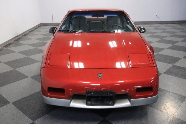 1987 Pontiac Fiero GT  for Sale $11,995