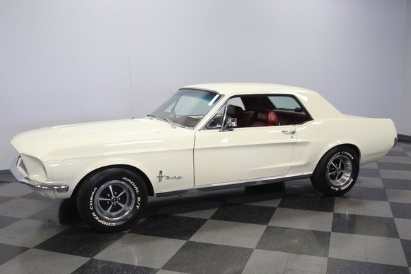 1968 Ford Mustang  for Sale $30,995