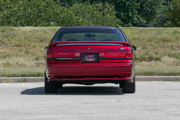 1990 Ford Thunderbird  for Sale $10,995