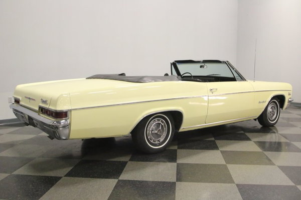 1966 Chevrolet Impala SS 396  for Sale $37,995