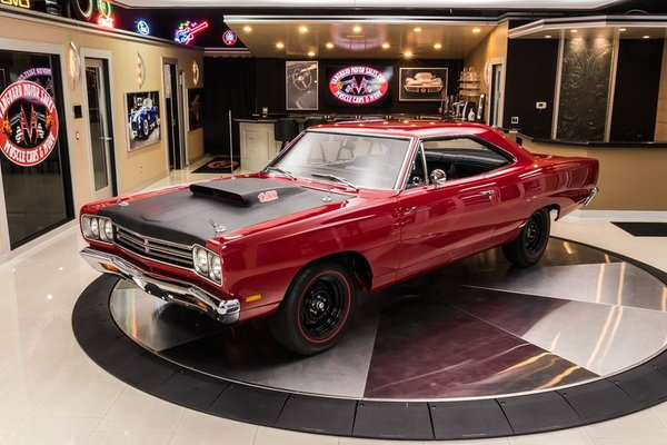 1969 Plymouth Road Runner A12 440 Six Pack  for Sale $109,900