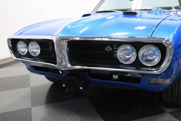 1968 Pontiac Firebird Convertible Restomod  for Sale $48,995