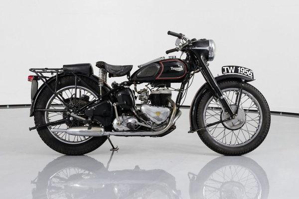 1956 Triumph TRW 500  for Sale $9,995