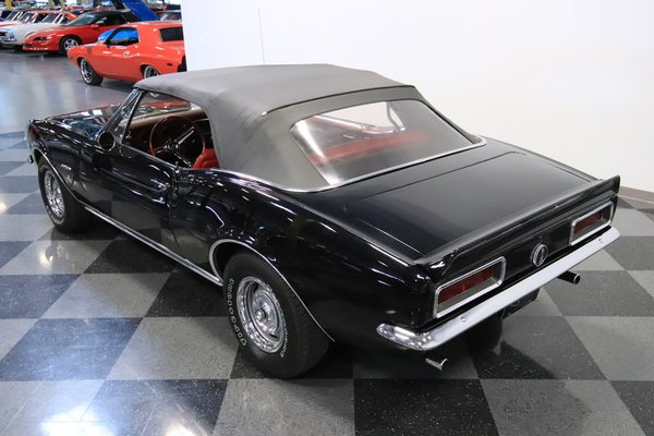 1967 Chevrolet Camaro RS Convertible  for Sale $38,995