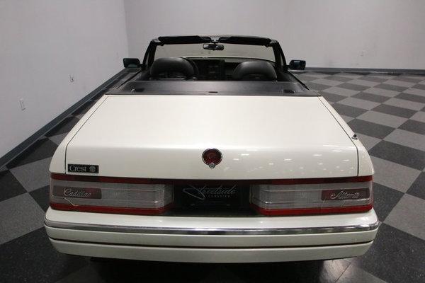 1992 Cadillac Allante  for Sale $7,995
