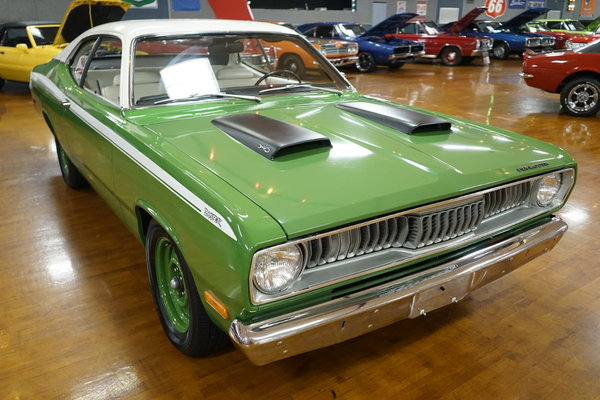 1972 Plymouth Duster  for Sale $29,900