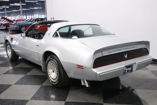 1981 Pontiac Firebird Trans Am Turbo  for Sale $22,995