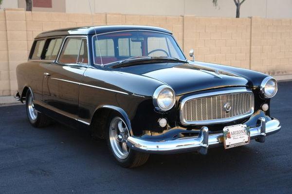 1960 AMC  Rambler 2 Door  for Sale $21,950