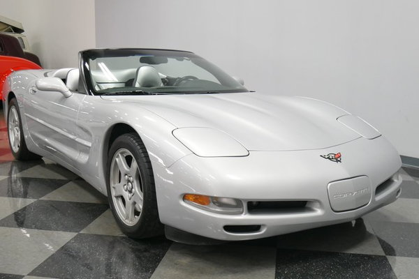 1998 Chevrolet Corvette Convertible  for Sale $18,995