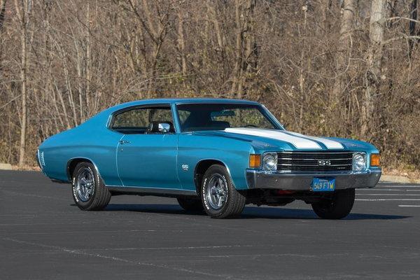 1972 Chevrolet Malibu  for Sale $42,995