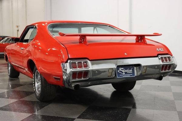 1972 Oldsmobile Cutlass 442 Tribute  for Sale $24,995