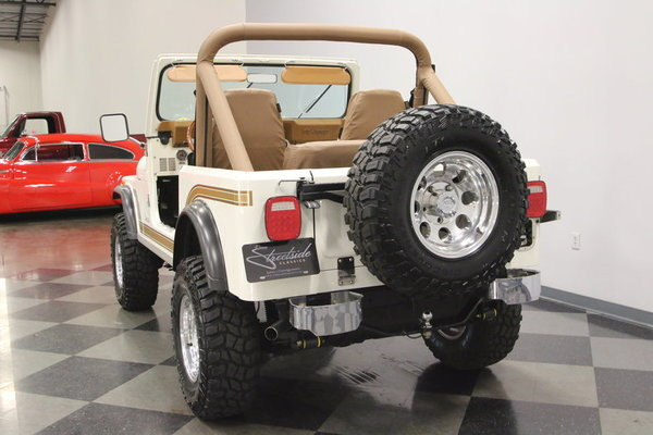 1985 Jeep CJ7 Laredo  for Sale $24,995